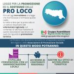 Promozione e il sostegno delle Pro Loco