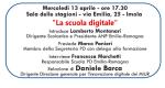 """""""La scuola digitale"""" con Francesca Marchetti"""