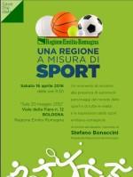 Una Regione a misura di sport