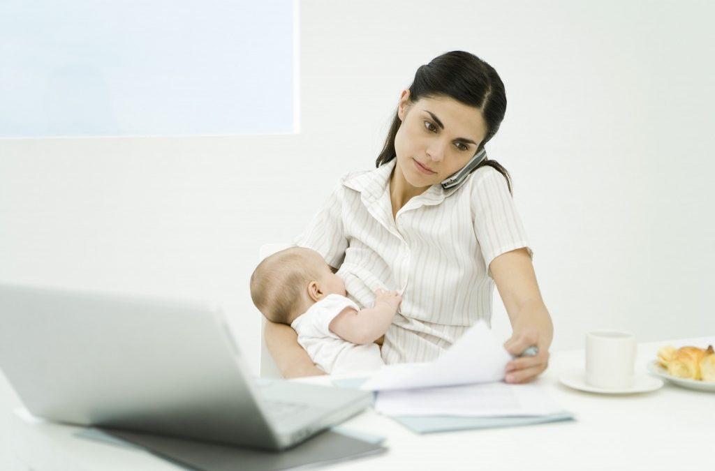 Il diritto di allattare