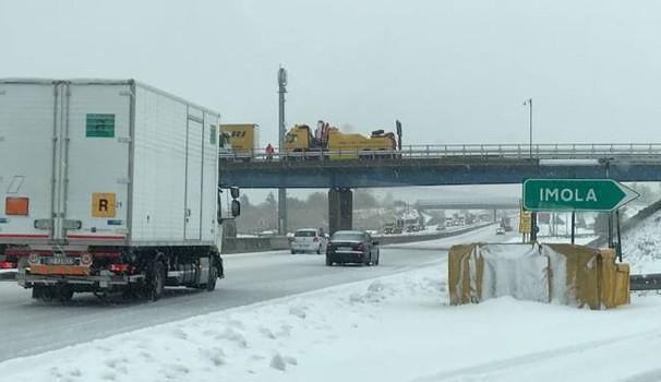 La risposta dell'Assessore all'interrogazione riguardante la neve e disagi sulle rete ferroviaria