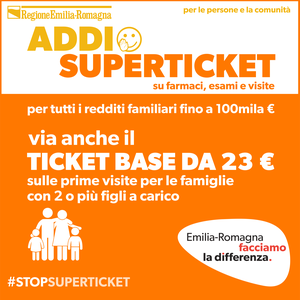Dal 2019 addio al superticket