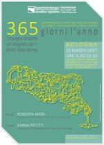 Conferenza delle Elette, allargata ai Parlamentari, alle Parlamentari e alle Associazioni dell'Emilia-Romagna