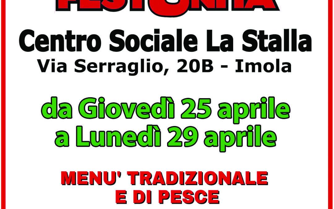 Centro Sociale La Stalla Festa dell'Unità