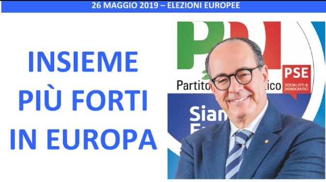 Insieme più forti in Europa