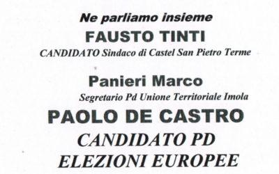 Verso le elezioni amministrative ed europee. Le nostre proposte