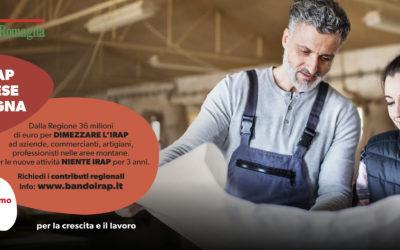 """Roberto Poli e Francesca Marchetti: """"Montagna, si parte col taglio dell'Irap: approvato il bando per dimezzarla"""""""