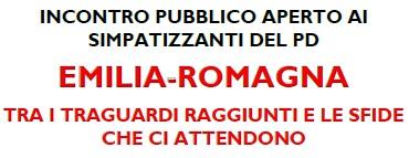 Emilia-Romagna tra i traguardi raggiunti e le sfide che ci attendono