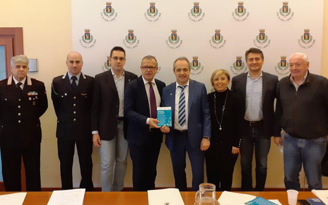 Potenziare la sicurezza, dalla Regione 66mila euro