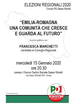 Emilia-Romagna una comunità che cresce e guarda al futuro