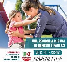 Una Regione a misura di bambini e ragazzi