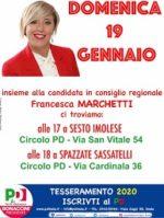 Incontro con Francesca Marchetti