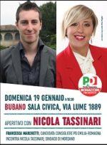 Aperitivo con Nicola Tassinari