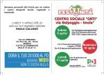 """Festa Unità Centro Sociale """"ORTI"""" – Imola"""