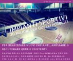 Sport: dalla Regione finanziamenti a eventi, promozione sportiva e impiantistica