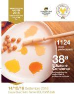 """38a edizione del concorso """"Grandi mieli d'Italia 3 gocce d'oro"""""""