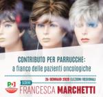 Contributo per parrucche: a fianco delle pazienti oncologiche
