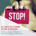 Prosegue e si rafforza l'impegno della Regione Emilia-Romagna a sostegno delle donne