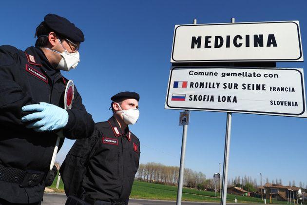 Programma straordinario da 40 milioni di euro per i territori maggiormente colpiti dalla pandemia: 1 milione per il Comune di Medicina