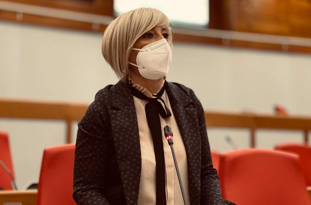 """Question time sulle vaccinazioni ai lavoratori del mondo scolastico   Francesca Marchetti (PD): """"Il Governo faccia chiarezza con risposte certe"""""""